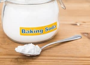 baking soda for ants